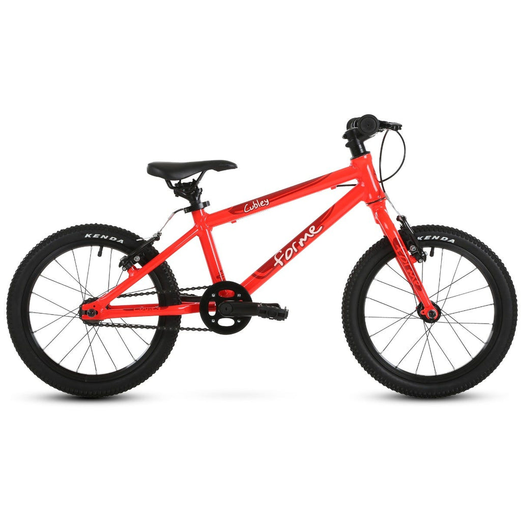 "Forme Cubley 16"" Junior Bike Red 16"""
