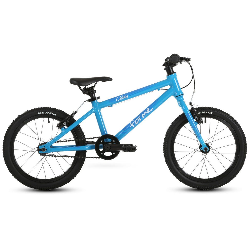 "Forme Cubley 16"" Junior Bike Blue 16"""