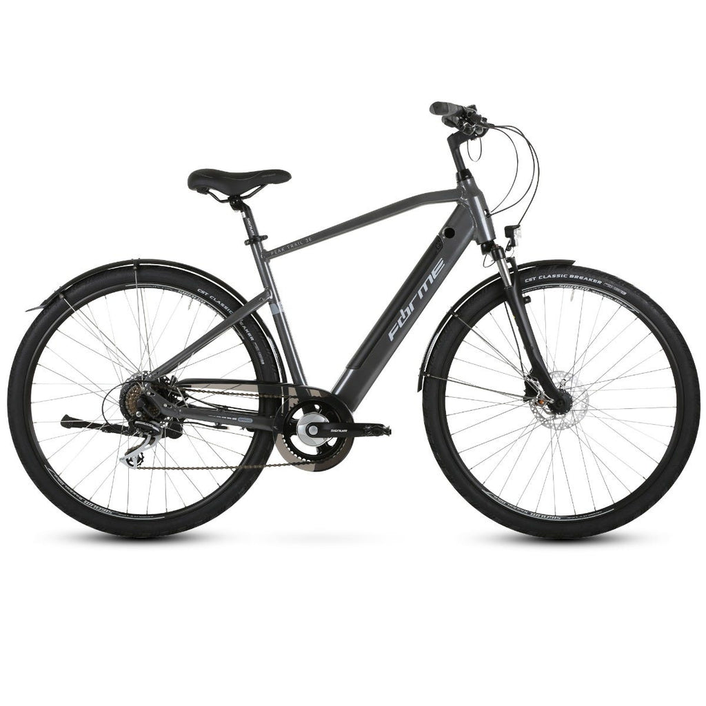 Forme Peak Trail 3 E e-Bike 700c  Grey 48cm