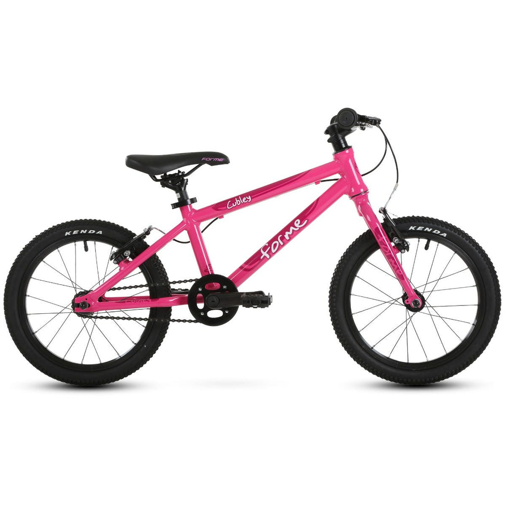 "Forme Cubley 16"" Junior Bike Pink 16"""