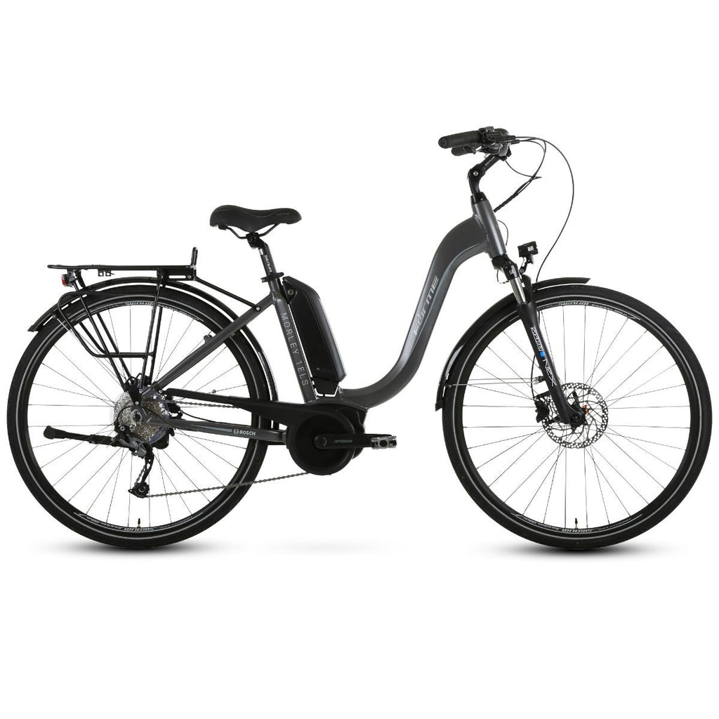 Forme Morley 1 ELS e-Bike 700c Grey/Black 46cm