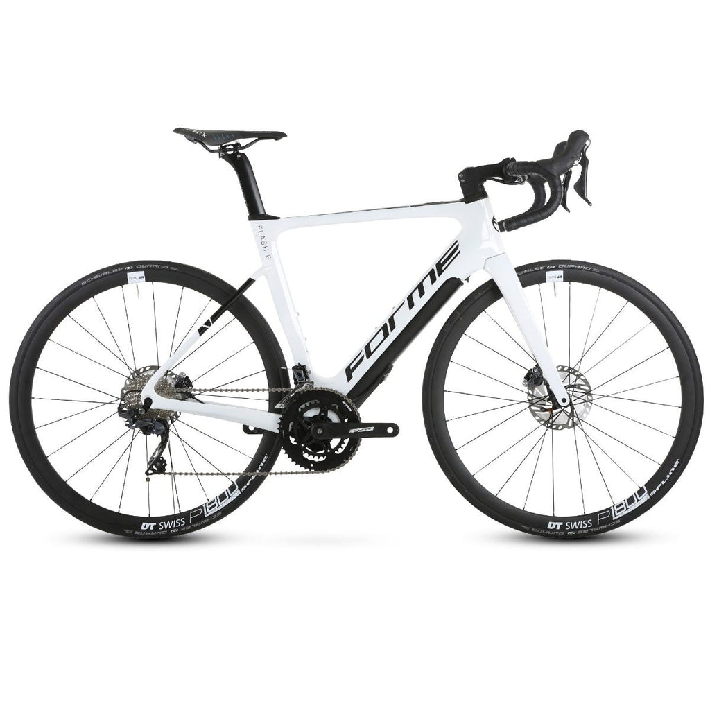 Forme Flash E Road e-Bike  White 53cm