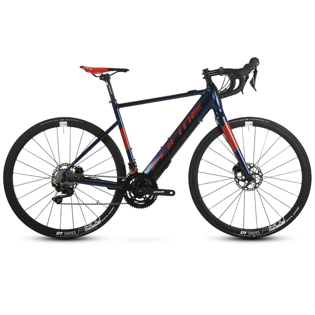 Forme Monyash E Road e-Bike  Blue 52cm
