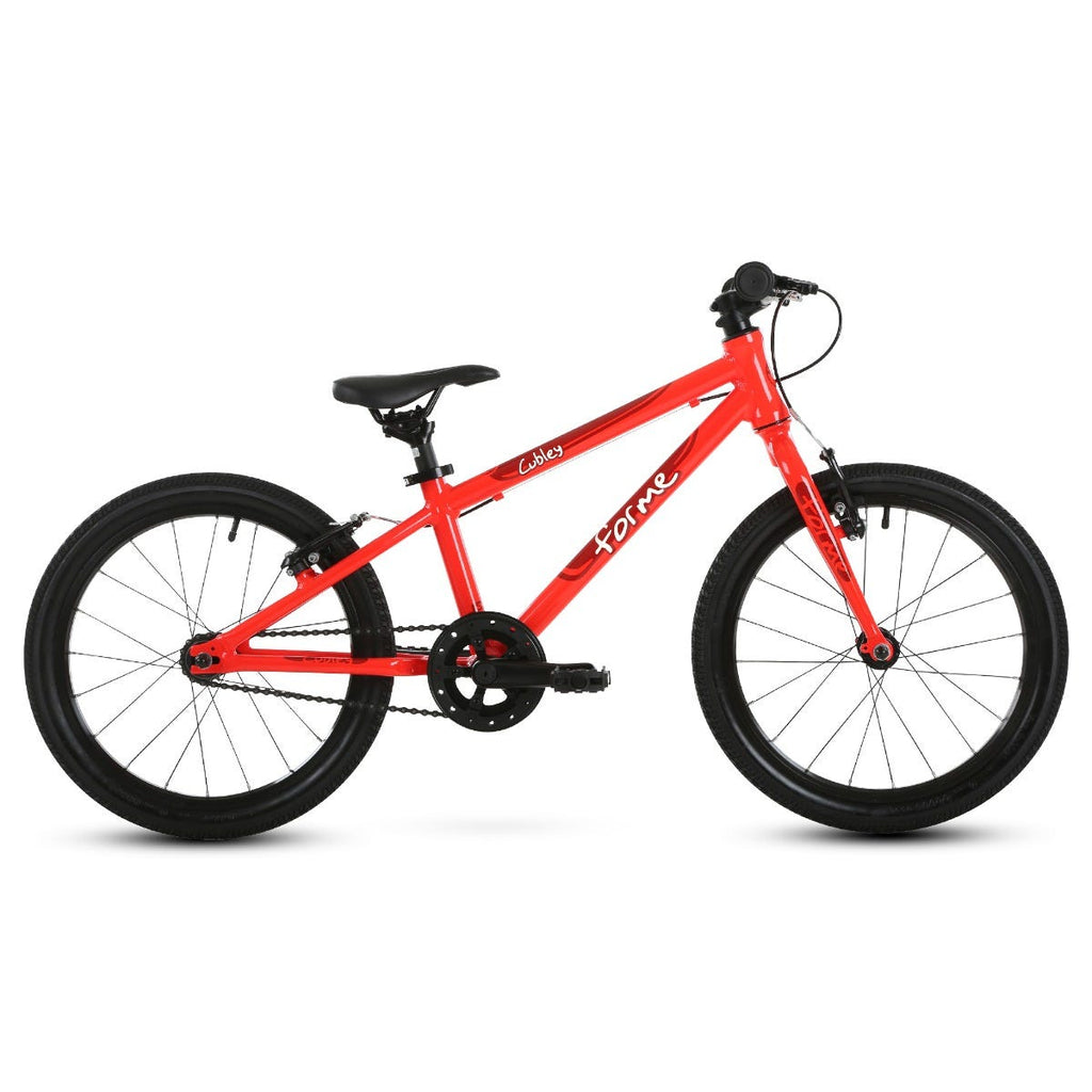 "Forme Cubley 18"" Junior Bike Red 18"""