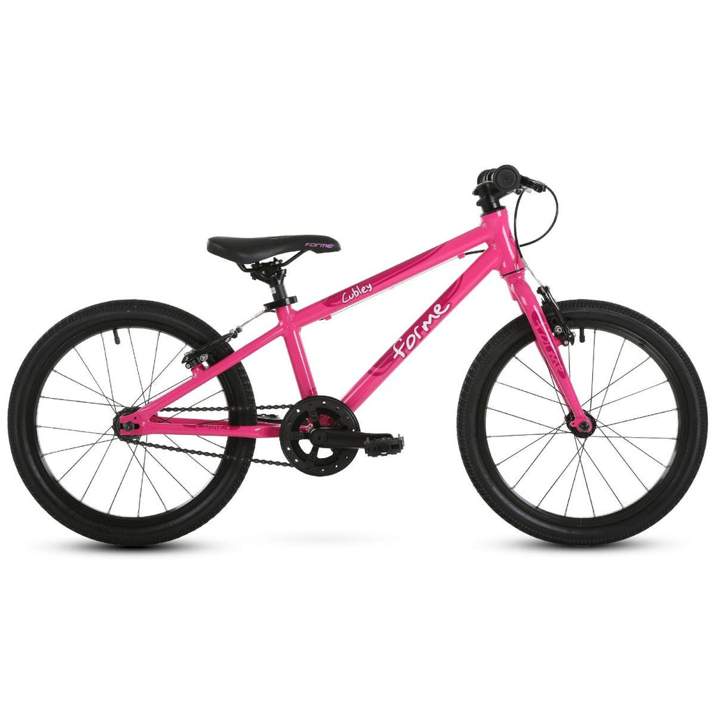"Forme Cubley 18"" Junior Bike Pink 18"""