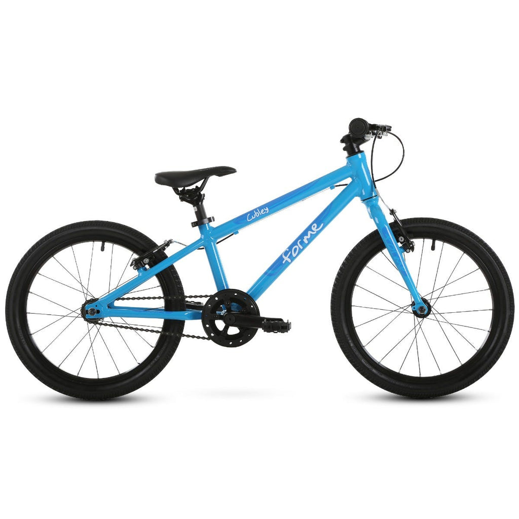 "Forme Cubley 18"" Junior Bike Blue 18"""