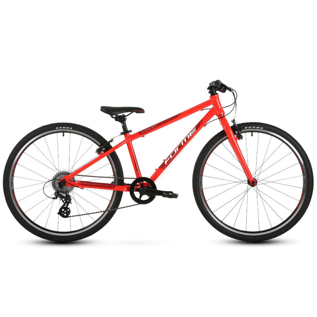 "Forme Kinder MX ATB 26"" Junior Bike  Red 26"""