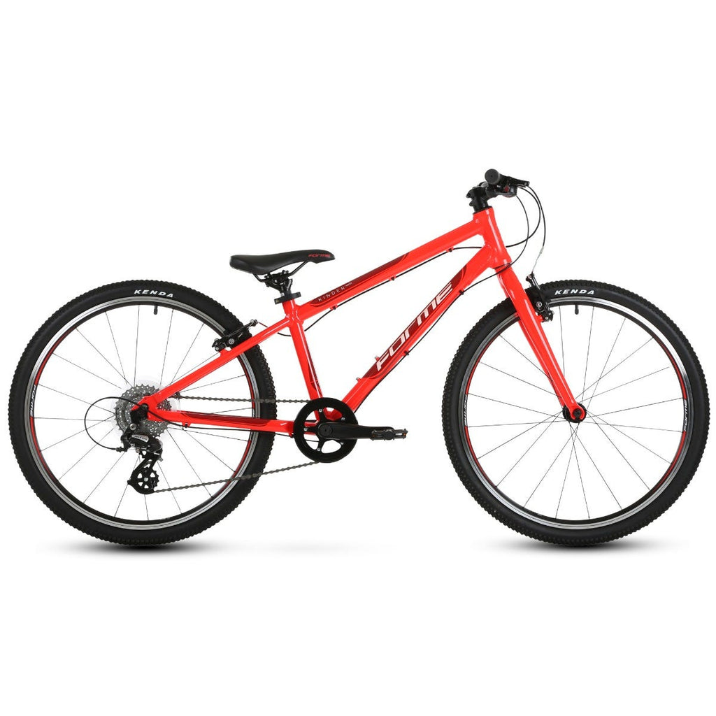 "Forme Kinder MX ATB 24"" Junior Bike Red 24"""
