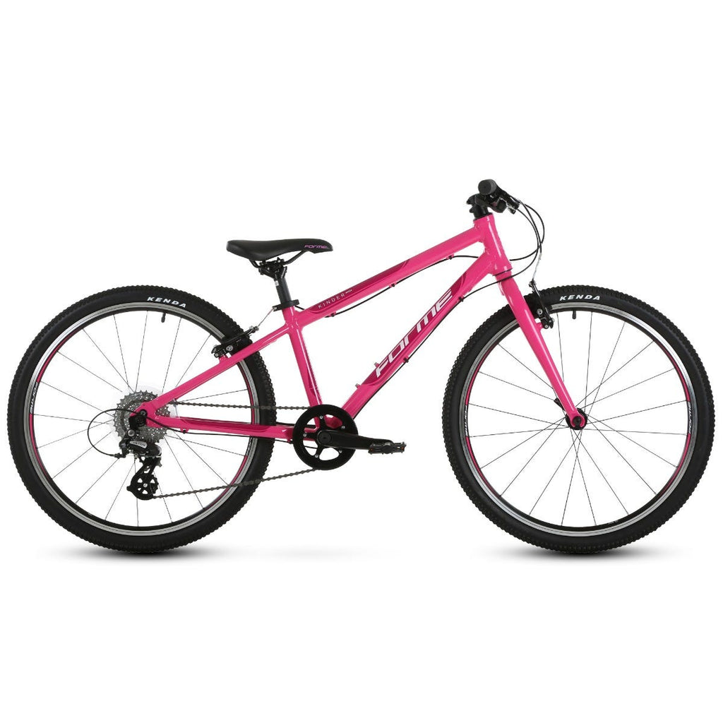 "Forme Kinder MX ATB 24"" Junior Bike Pink 24"""