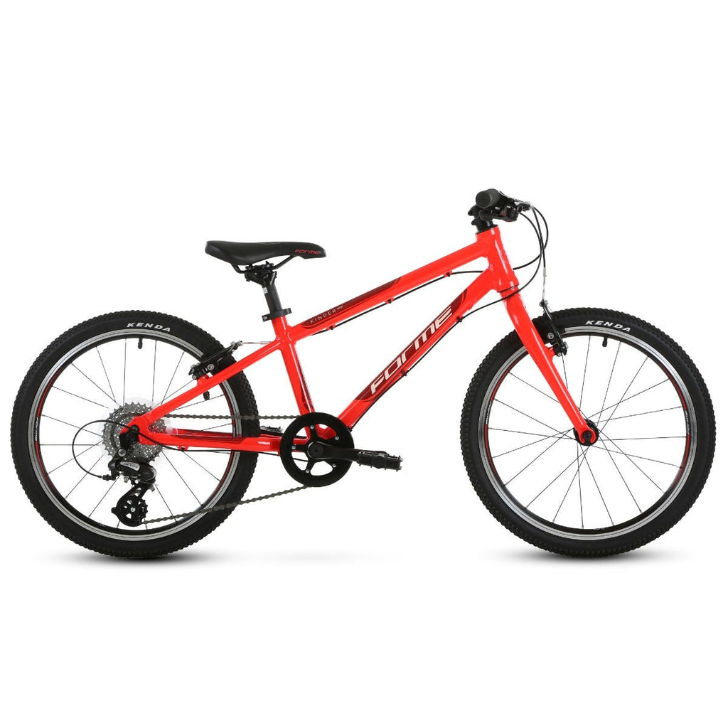 "Forme Kinder MX ATB 20"" Junior Bike Red 20"""