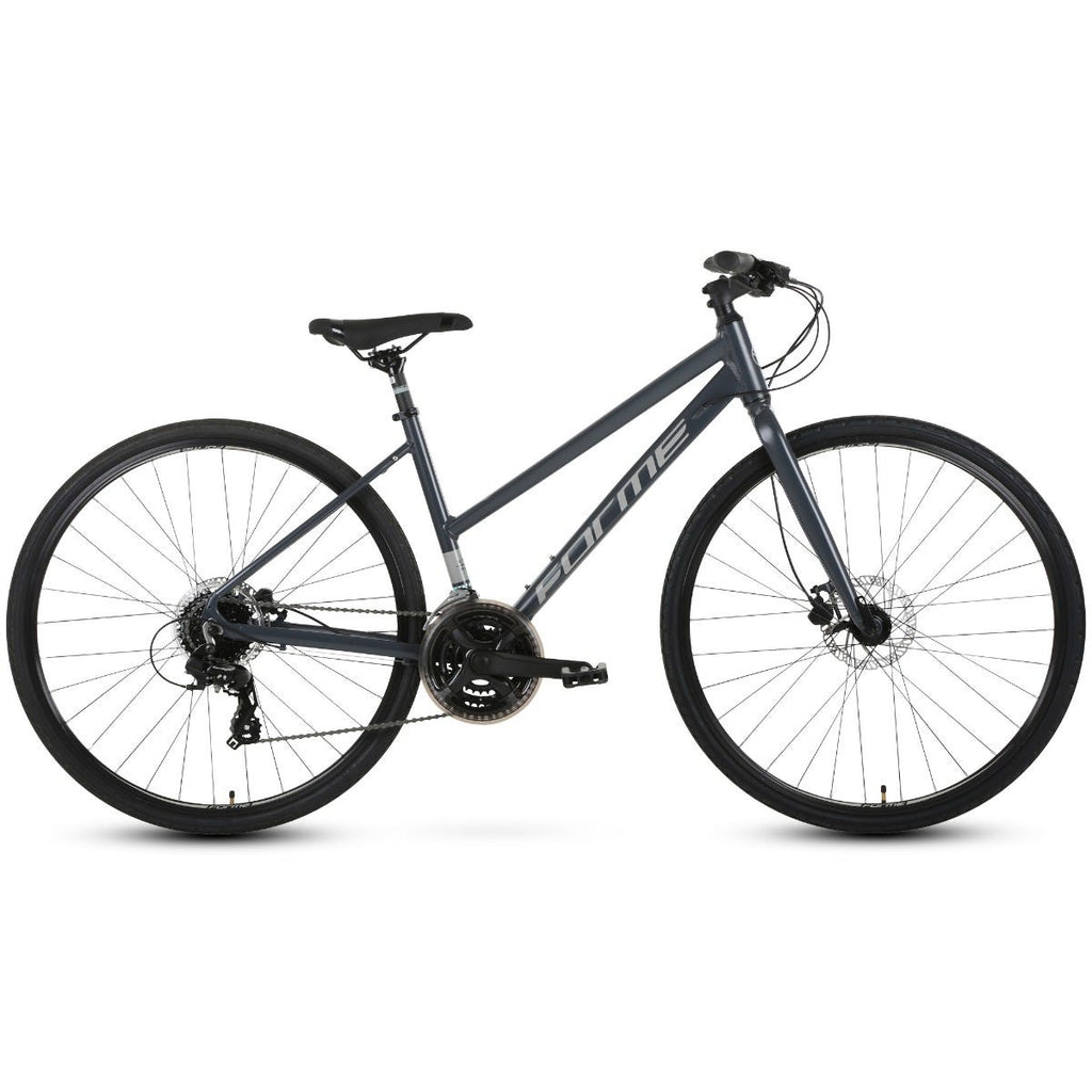 Forme Winster 1FE Ladies 700c Hybrid Sport Bike Grey 17""