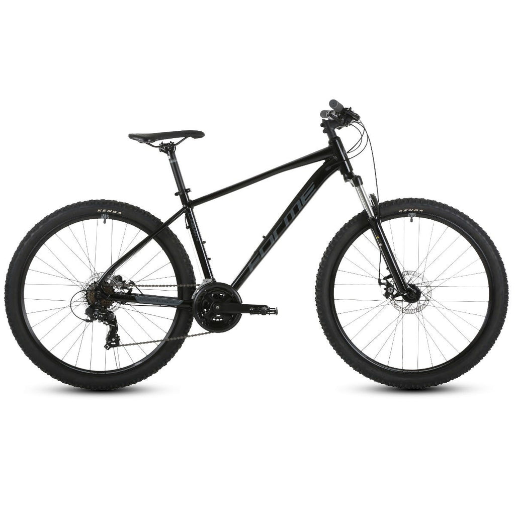 "Forme Curbar 4 27.5"" MTB Black/Grey 17.5"""