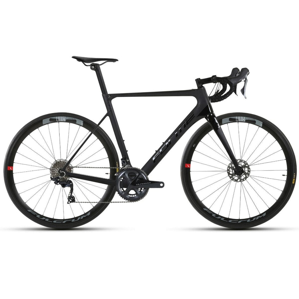 Forme Flash Fulcrum Ultegra Black/Black 57cm