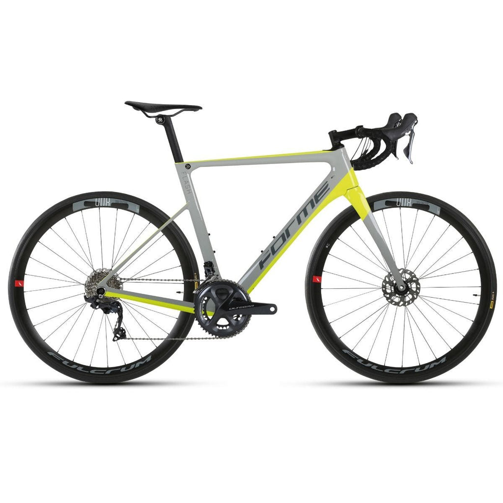 Forme Flash SL Fulcrum 105 Yellow/Grey 54cm