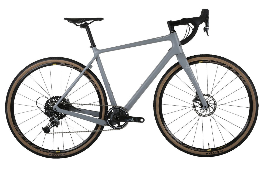 Forme Monsal 1 Gravel Bike Grey 55cm