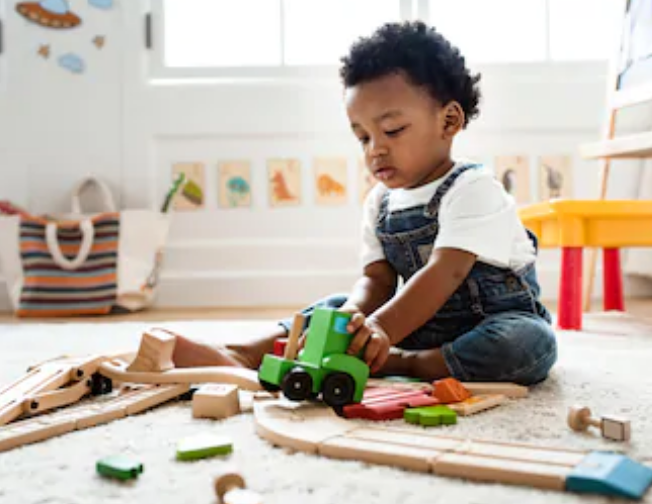 How to Handle Toddler Stress