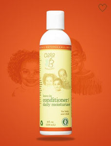 Best Leave-In Baby Hair Conditioner / Daily Moisturizer