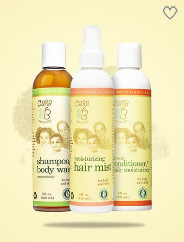 Natural Hair Care Bundle