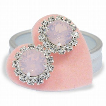 Pink Opal Mini Party Bling