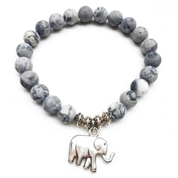 Elephant Gray Picture Jasper