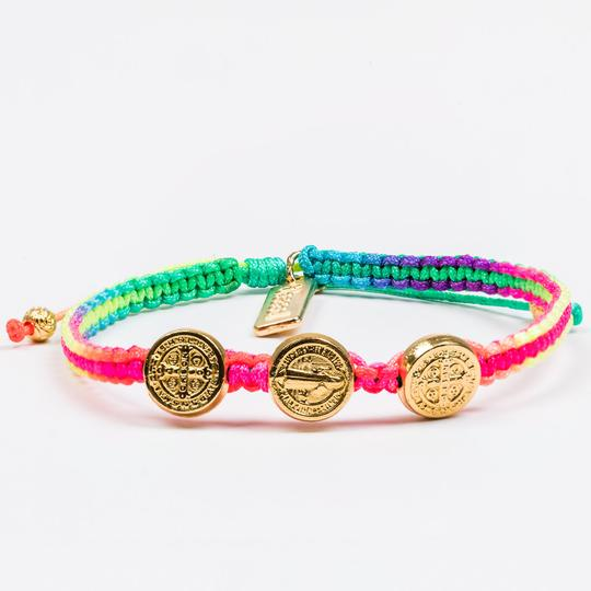 New Day Rainbow Trinity Blessing Bracelet