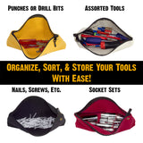 Small Heavy Duty Tool Pouches