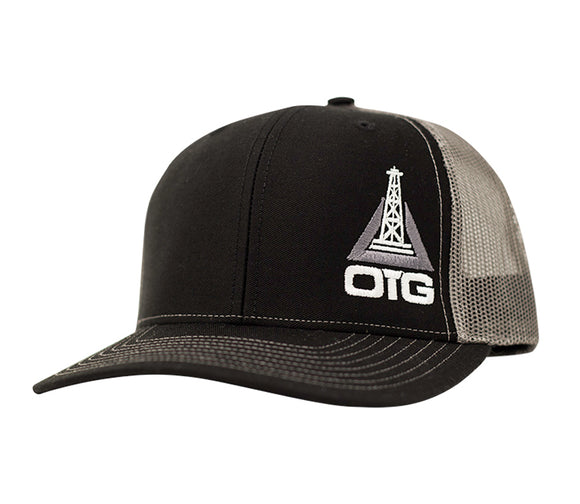 Oilfield Company Man Hat