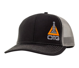 OILFIELD TRUCKER S HAT – Oil Trash Gear fec861faa7e