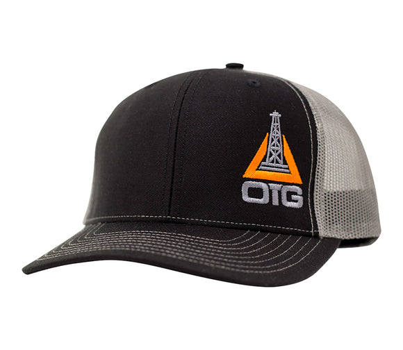 Oilfield Trucker's Hat