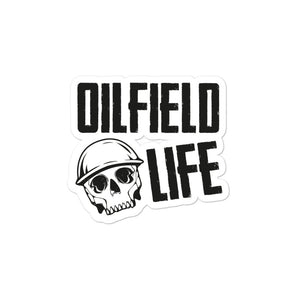 Oilfield Life Sticker