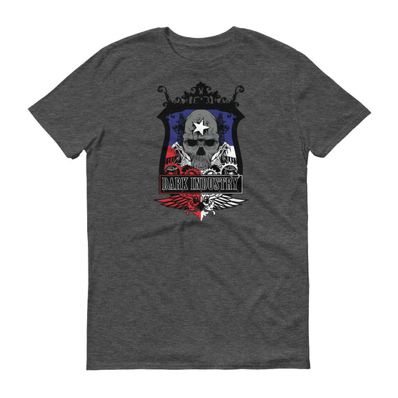Snake Bite - Oilfield T Shirt Dark Grey
