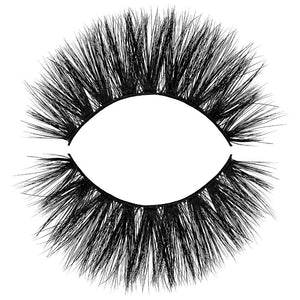 Barbie 3D Faux Mink False Eyelash. Dramatic, long and full. Light and Fluffy. 100% Vegan & Cruelty Free Faux Mink Fibers