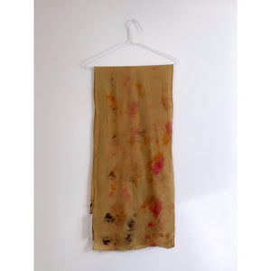 Silk/Wool Scarf 001