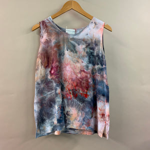 Night Shade Hand Dyed Tank, M/L