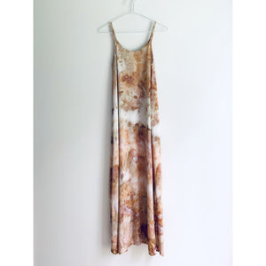 S/S Maxi Dress in Earthen