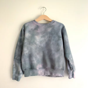 Mini Jumper in Silver Lining