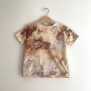 Mini S/S Tee in Earthen