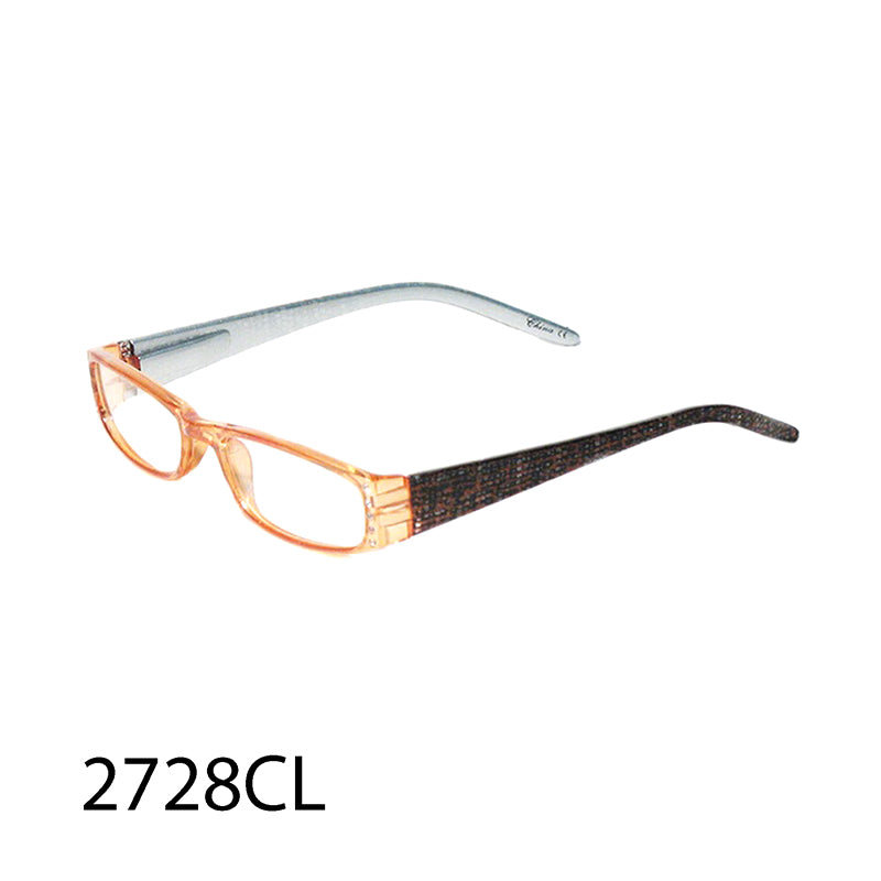 Pack of 12: Wholesale Clear Lens Frames | Light