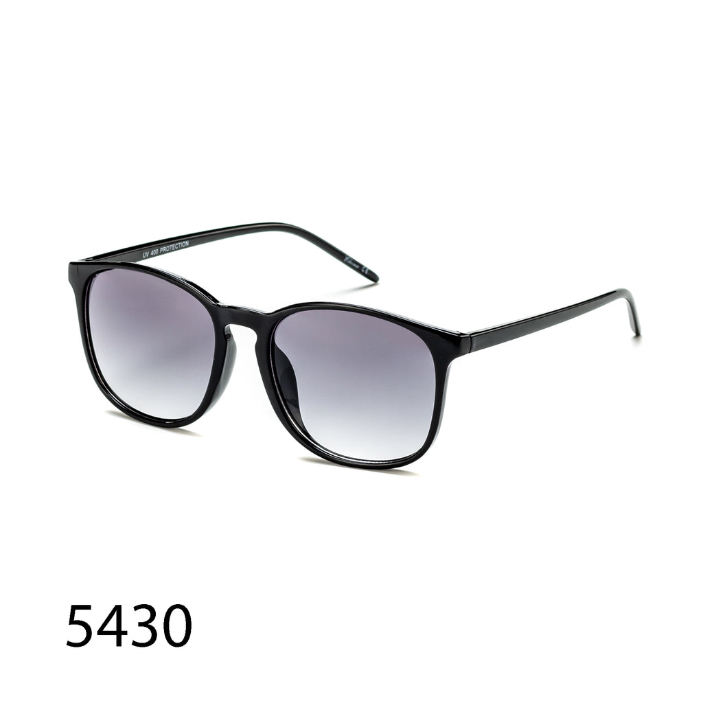 Pack of 12: LightWeight Weightless Classic Unisex Oversized Wholesale Sunglasses