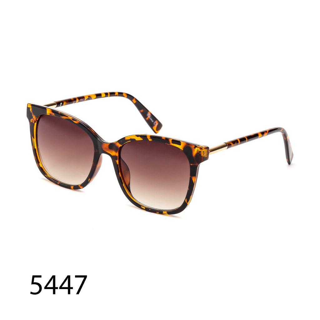 Pack of 12: Classic Commuter Gold Unisex Tortoise Wholesale Sunglasses