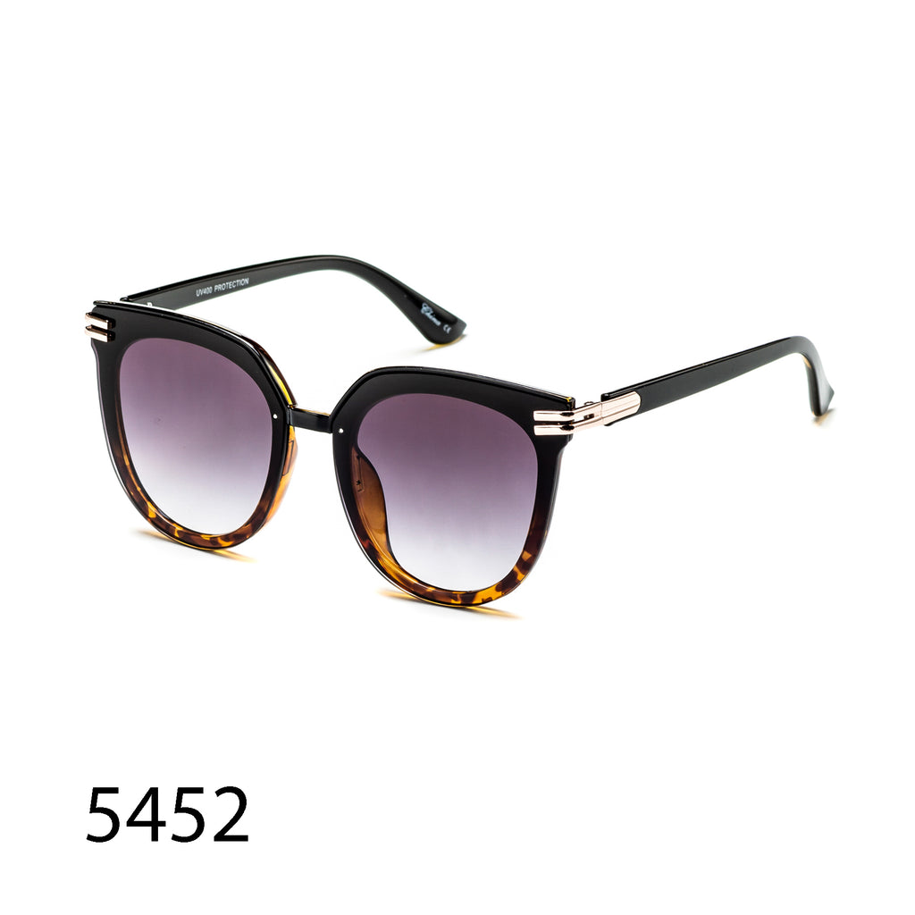 Pack of 12: Bold Modern High-End Luxury Tortoise Wholesale Sunglasses