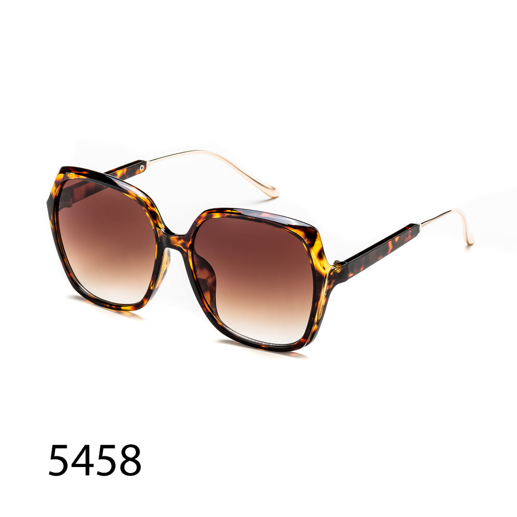 Pack of 12: Oversized Retro Square Unique Design Wholesale Sunglasses