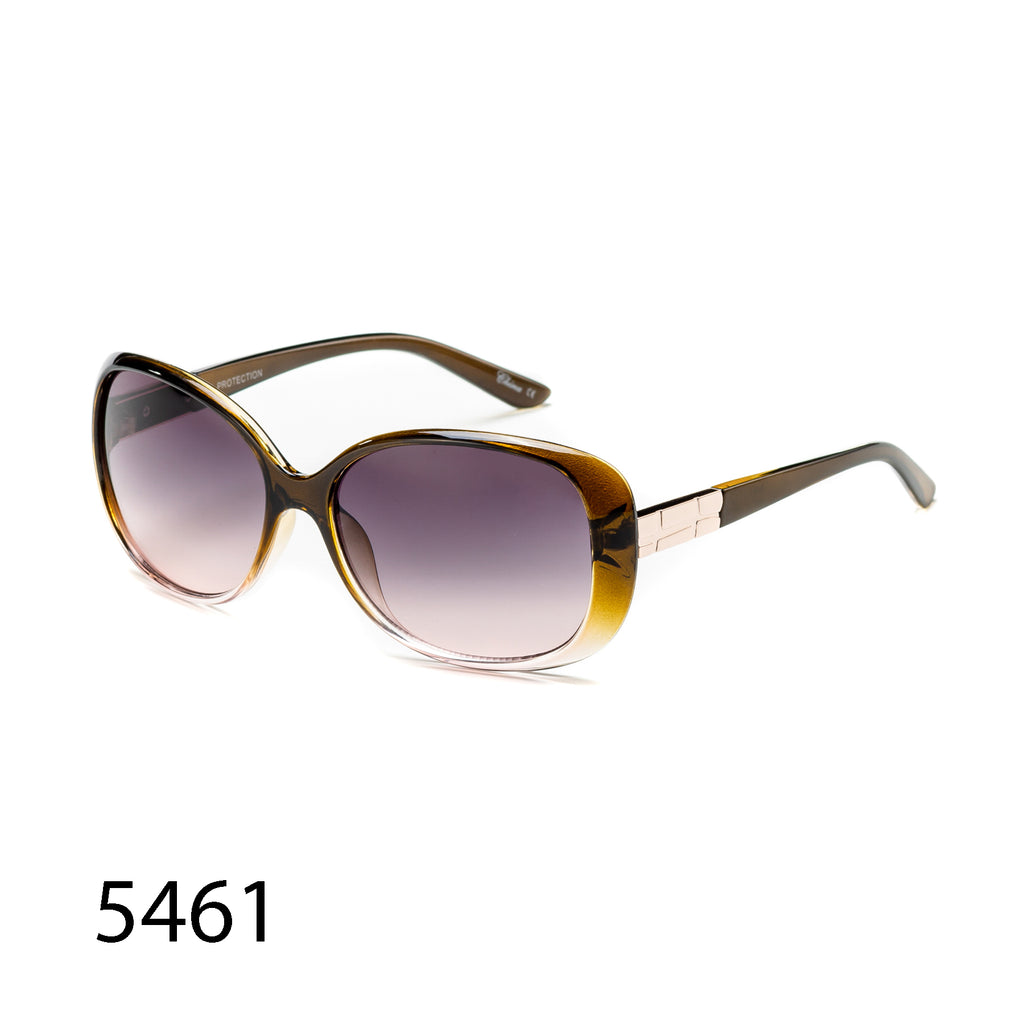 Pack of 12: Classic Retro Vintage Butterfly Ladies Metal Piece Wholesale Sunglasses