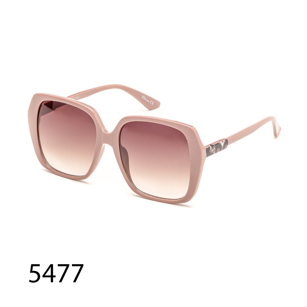 Pack of 12: Oversize Retro Square Wholesale Sunglasses