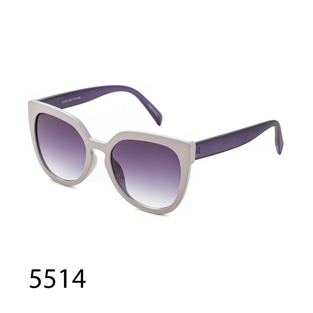 Pack of 12: Oversized Modern Bold Shaped Wholesale Sunglasses