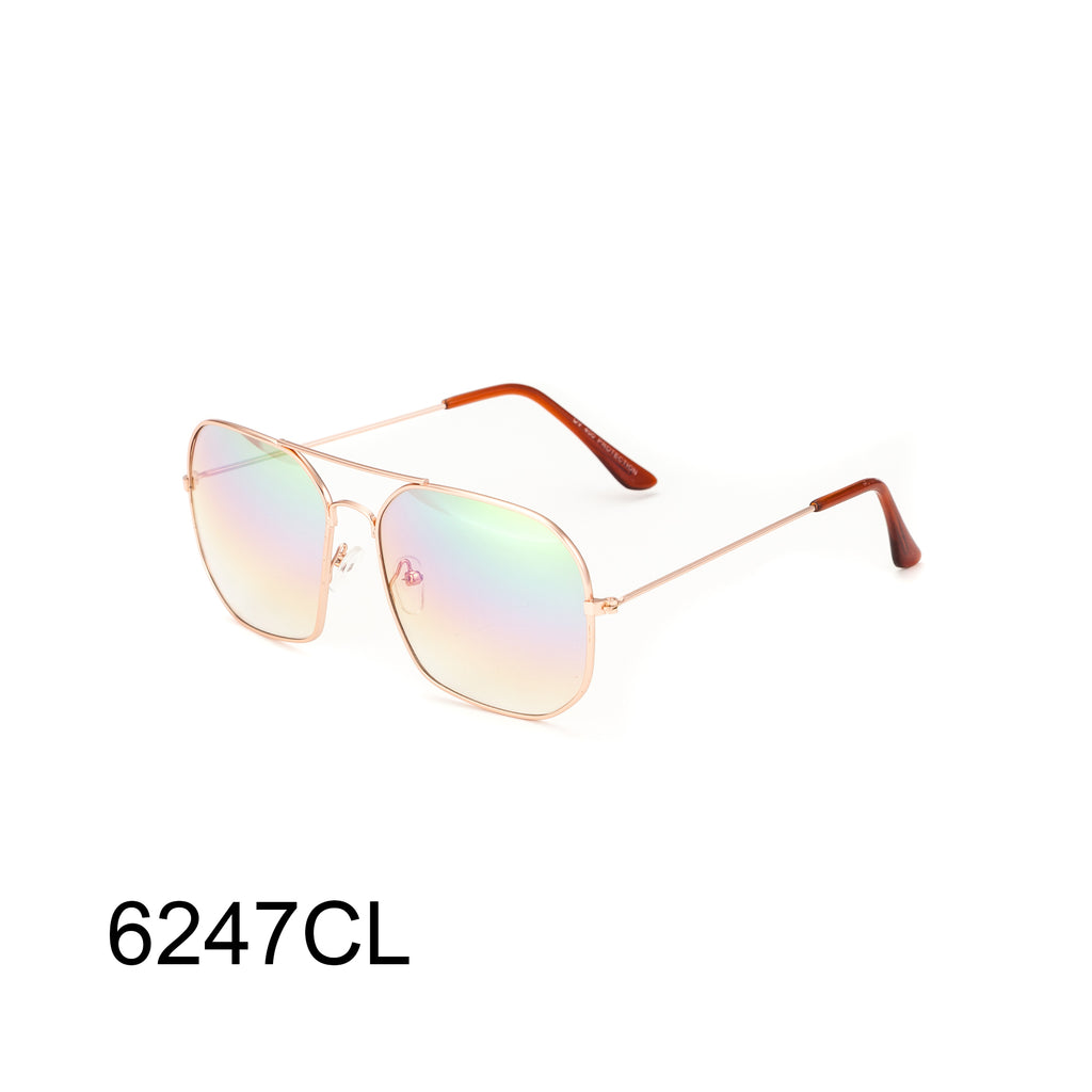 Pack of 12: Wholesale Tinted Glasses