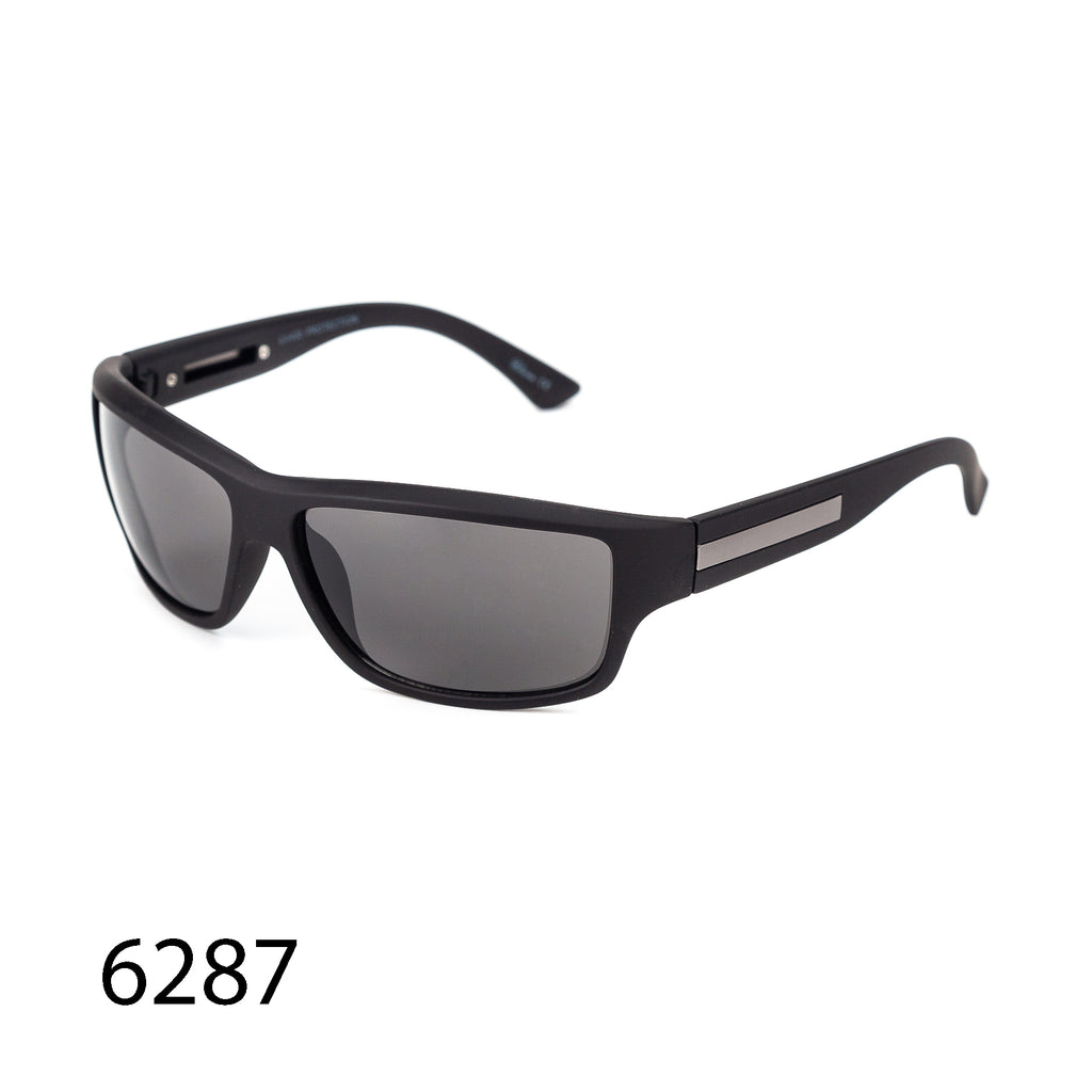 Pack of 12: Matte Sporty Protective Lens Jogger Runner  Bikers Motorcyclist Wholesale Sunglasses