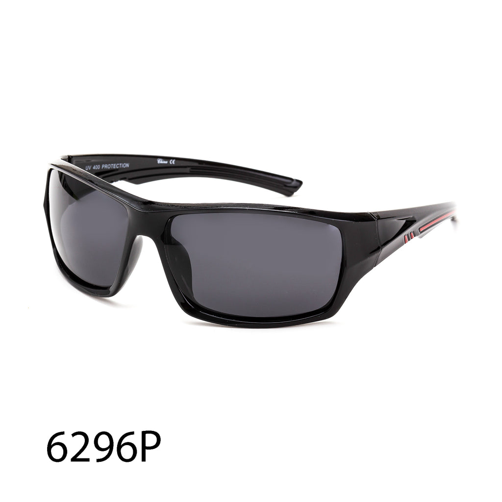 Pack of 12: Polarized Must Have Unique Design Men Fit For All Wholesale Sunglasses