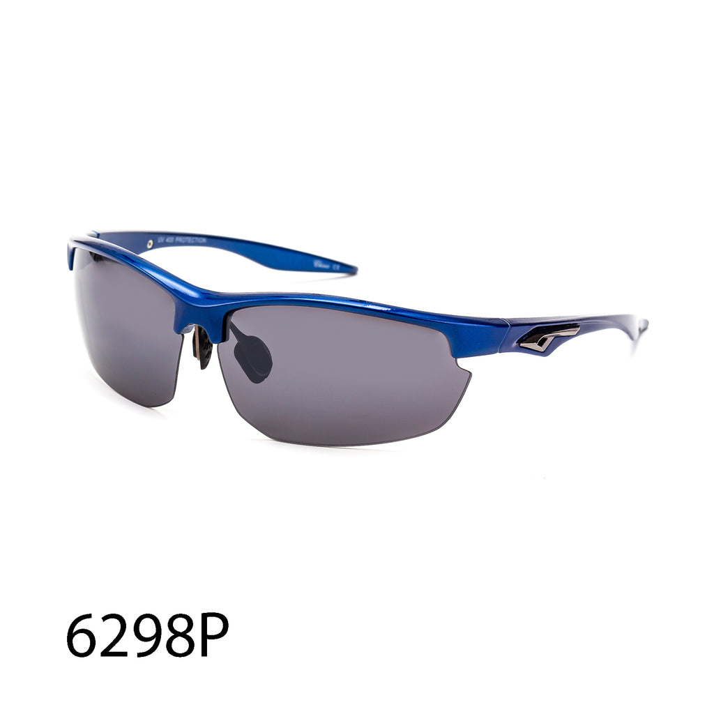 Pack of 12: Polarized Sporty Modern Urban Flame Men Wholesale Sunglasses