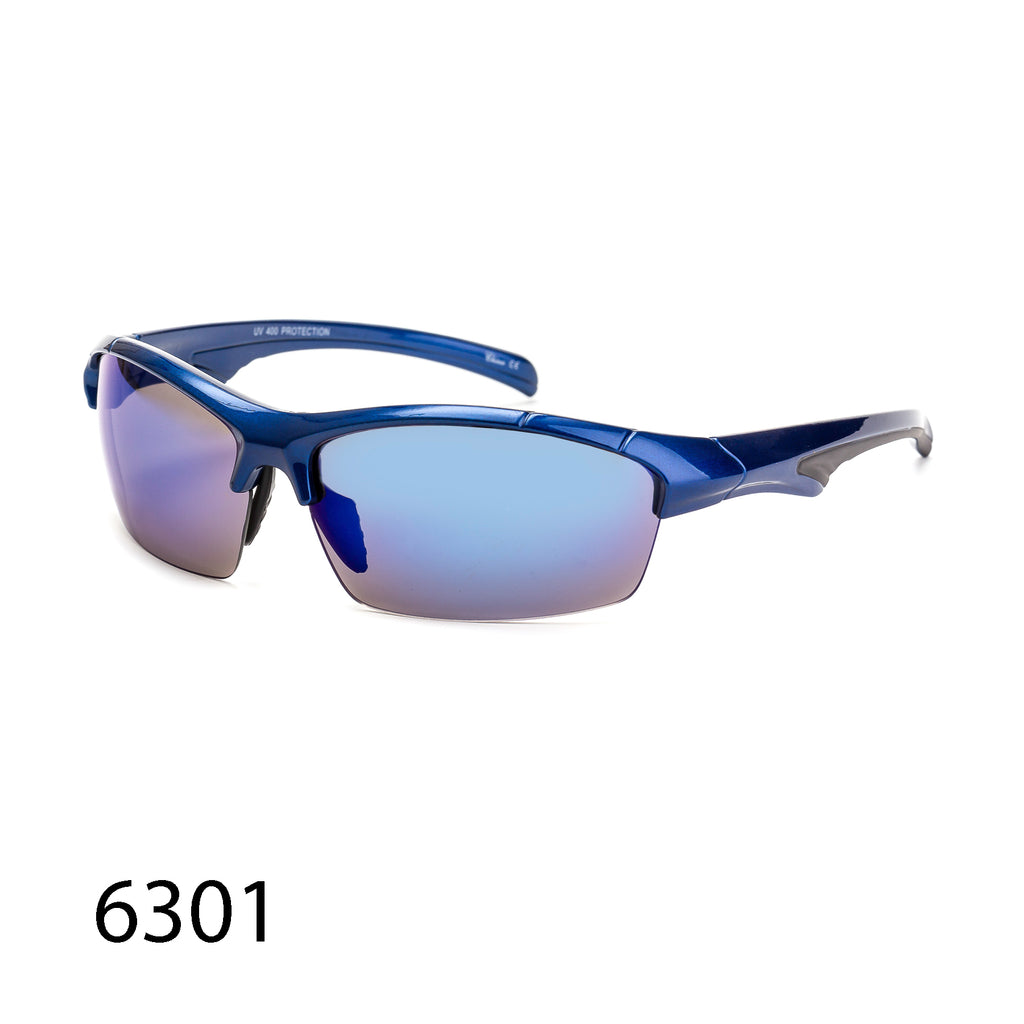 Pack of 12: High-End Designed Sporty Jogger Athlete  MotorCyclist Wholesale Sunglasses